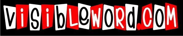 Visible Word Logo