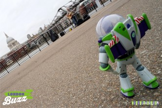 Buzz On Tour - the South Bank - photograph copyright David Bailey (not the)