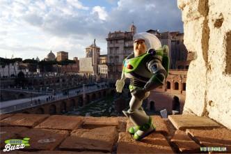 Rome Buzz - The Forum - photograph copyright David Bailey (not the)
